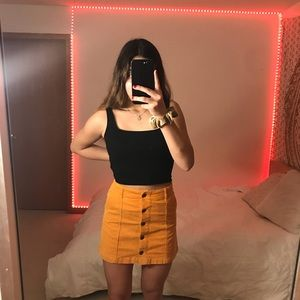 21 Forever SUMMER skirt